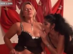 Nasty blonde slut gets horny unsustained movie 4