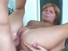 amatør hardcore moden rødhårete anal